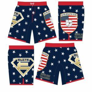 Elite Athletic Custom Fight Shorts