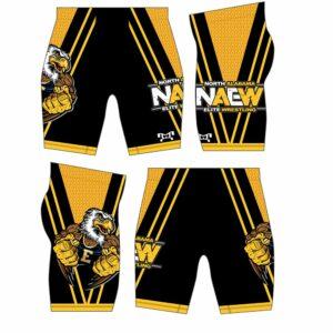 North Alabama Elite Custom Compression Shorts