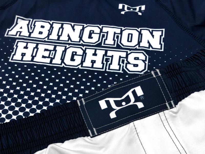 Abington Heights Wrestling Custom Gear