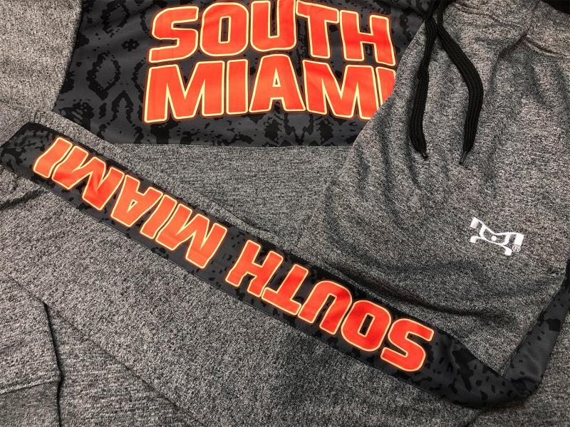 South Miami Custom Team Gear
