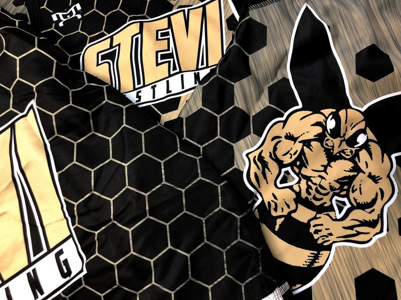 Stevi Wrestling Custom Team Gear