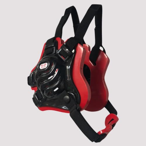 MyHOUSE Diversion Headgear Black and Red