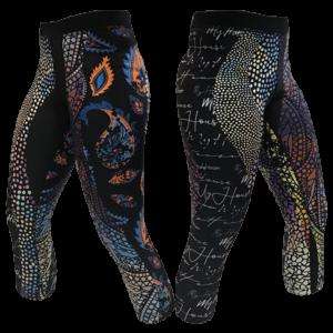 Paisley Women's Leggings