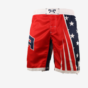USA Fully Sublimated Shorts- Red