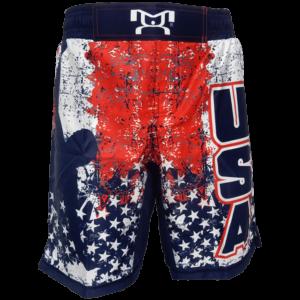 MyHOUSE USA Wrestling Pride Fight Short