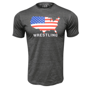 USA Country Wrestling T-Shirt