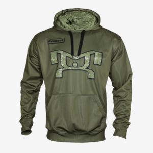 Salute the Troops Hoodie - Olive