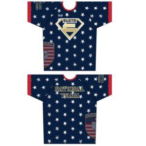 Elite Athletic Club Custom Sublimated Dri-Fit T-Shirt