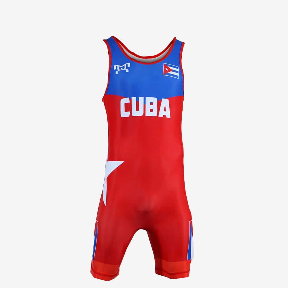 Cuba 2019 Pan American Singlet (Pre-Order)