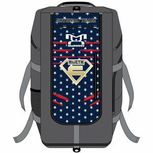 Elite Athletic Club Custom Hybrid Gear Bag