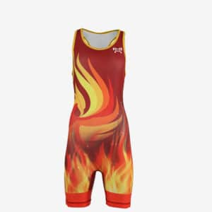 Red Phoenix Singlet