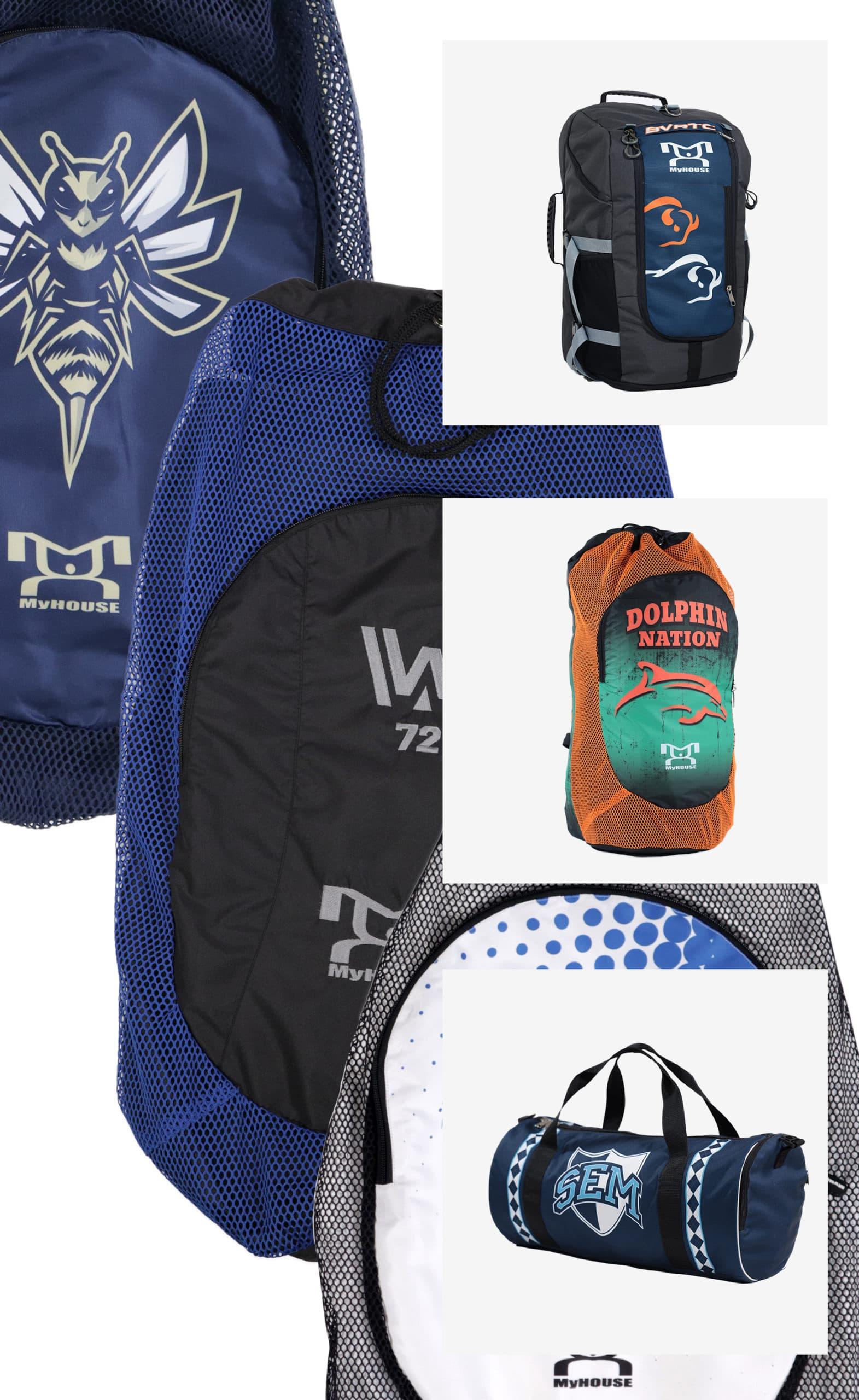 MyHOUSE Sports Gear Gear Bags