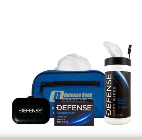 Defence Soap Travel Kit