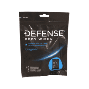 12 pack individual body wipes