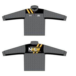 North Alabama Elite Custom Heathered Quarter Zip