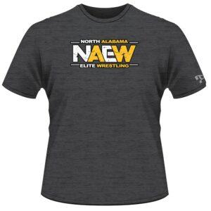 North Alabama Elite Grey Custom T-Shirt