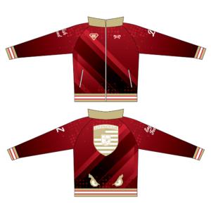 Elite Athletic Club Custom Full Zip