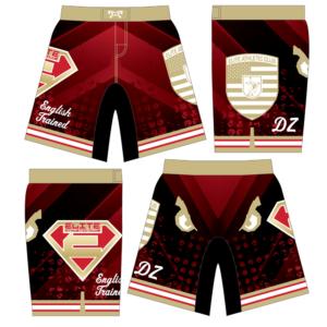 Elite Athletic Club Custom Fight Shorts