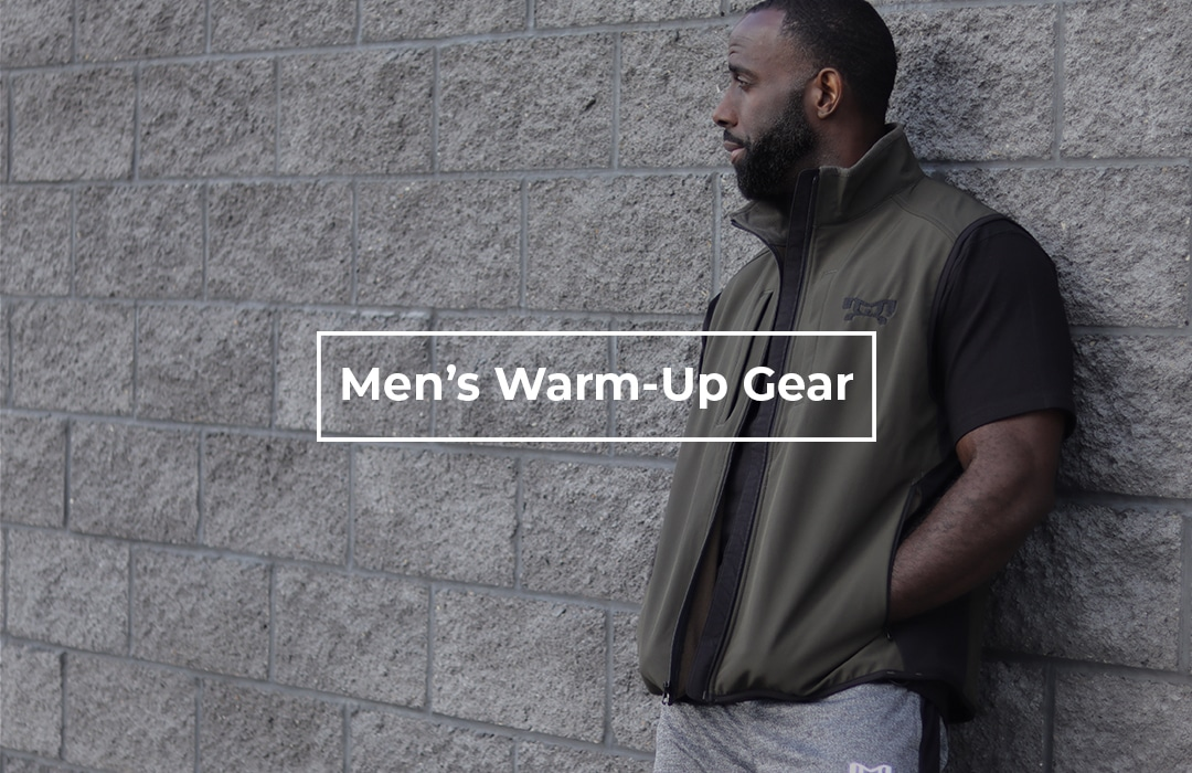 Men's Warm up gear