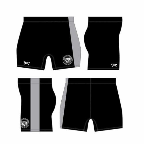 University of Grappling Custom Women's Compression Shorts