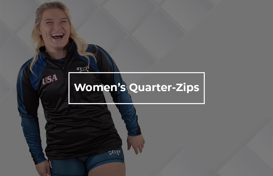 Women's Quarter-Zips
