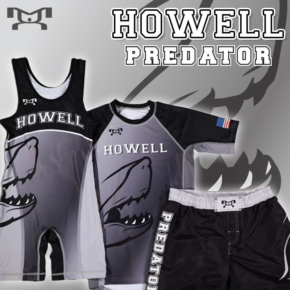 Howell predator post