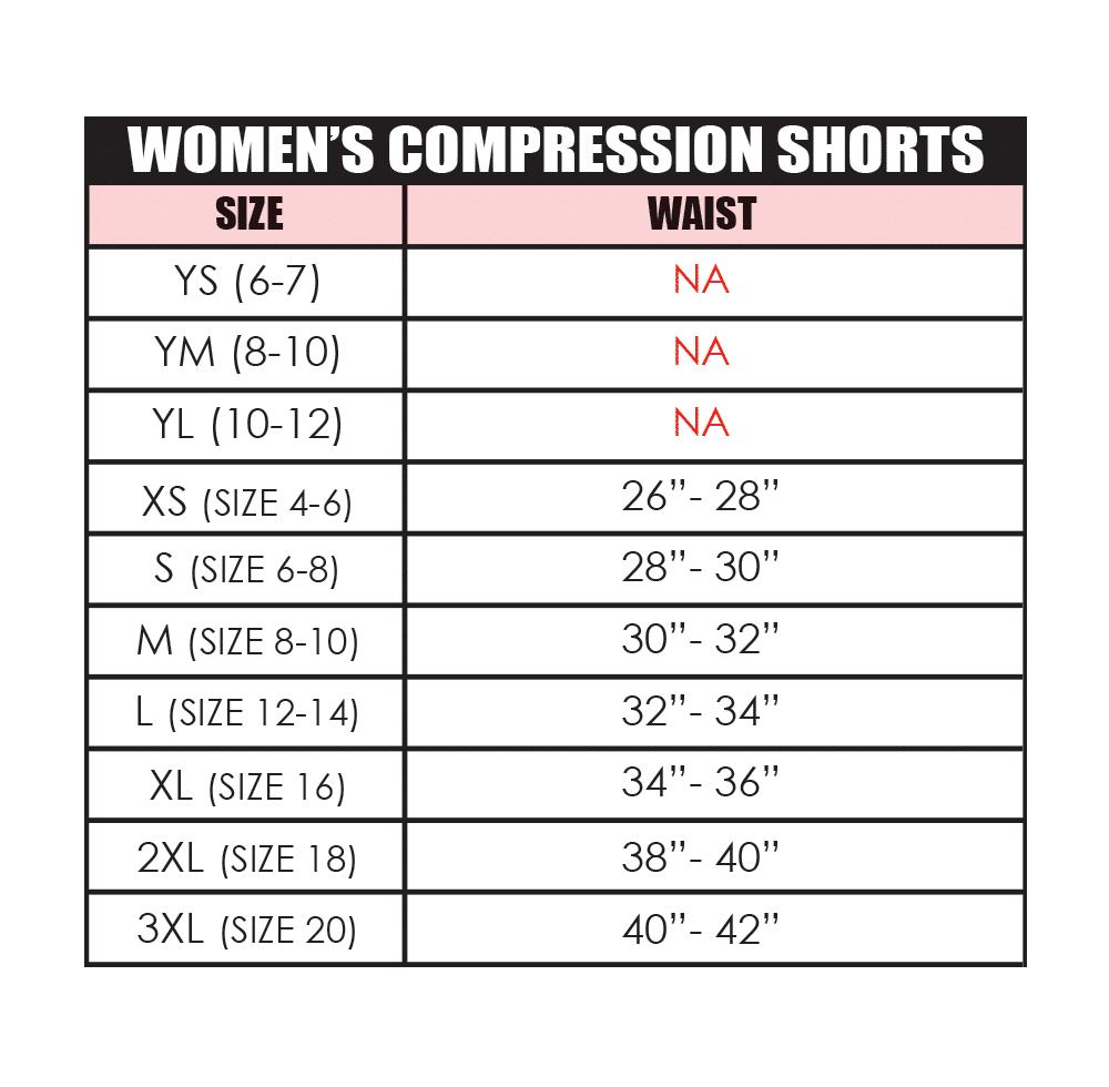 Women's Compression Shorts