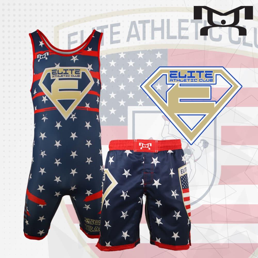 elite atheltic club gear