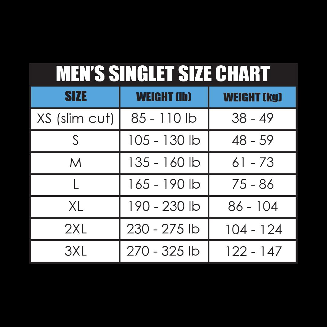 MEN SINGLET